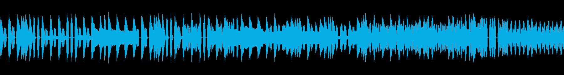 レトロゲーム風・城・宮廷・バロックの再生済みの波形