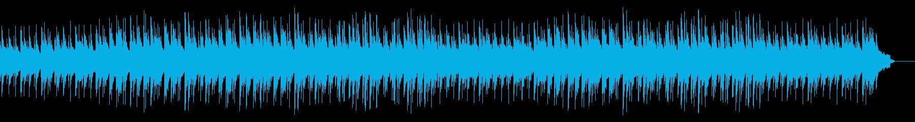 【パーカス抜】一日の始まり、優しい曲の再生済みの波形