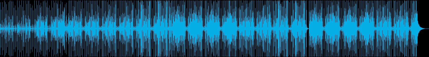 口笛 ブラス サーフギター 少し夏っぽいの再生済みの波形