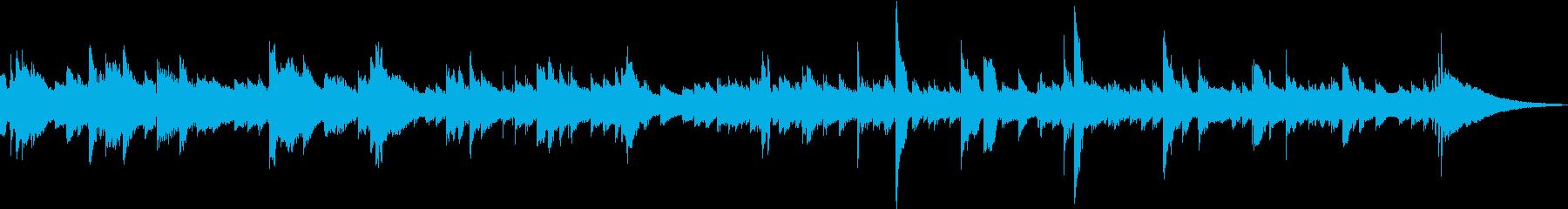 青空の様な澄み切ったサウンドの再生済みの波形