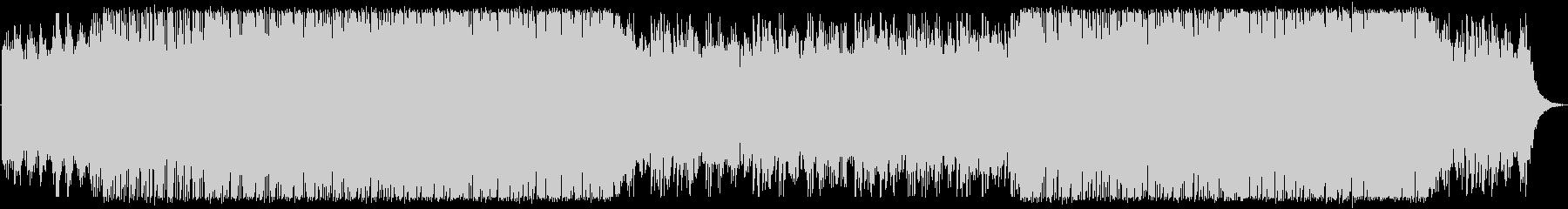 海外の車ブランドCMイメージBGM/洋楽の未再生の波形
