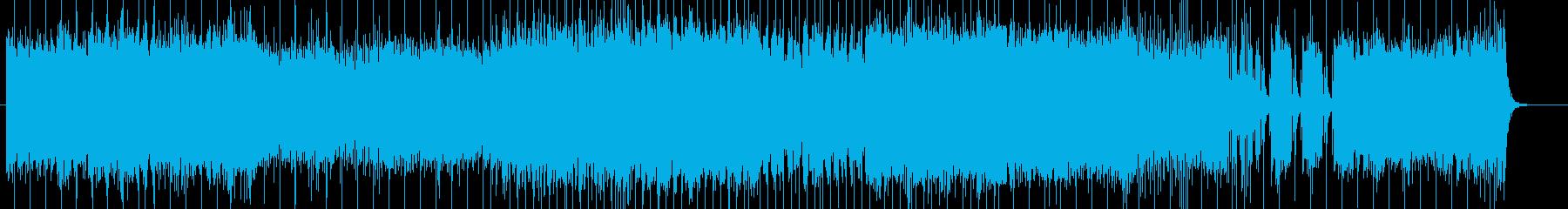 「HR/HM」「DARK系」BGM12の再生済みの波形