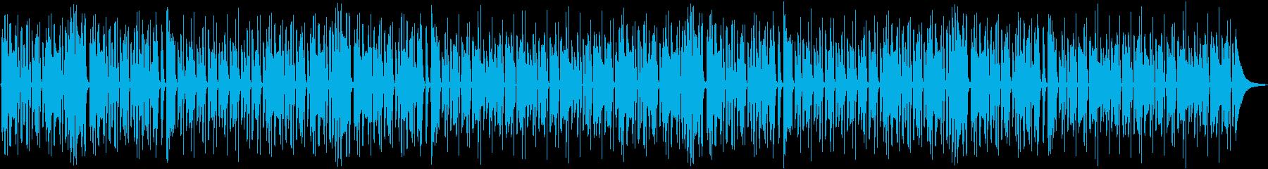日常リコーダー・YouTube商品紹介の再生済みの波形