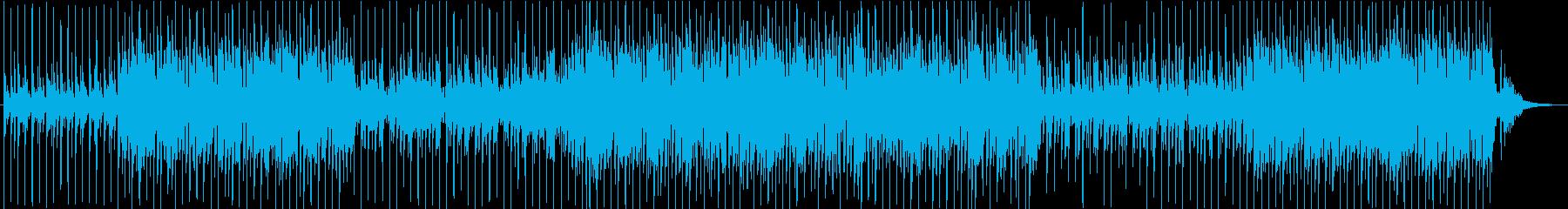 モダンなトランスグルーヴは、本物の...の再生済みの波形