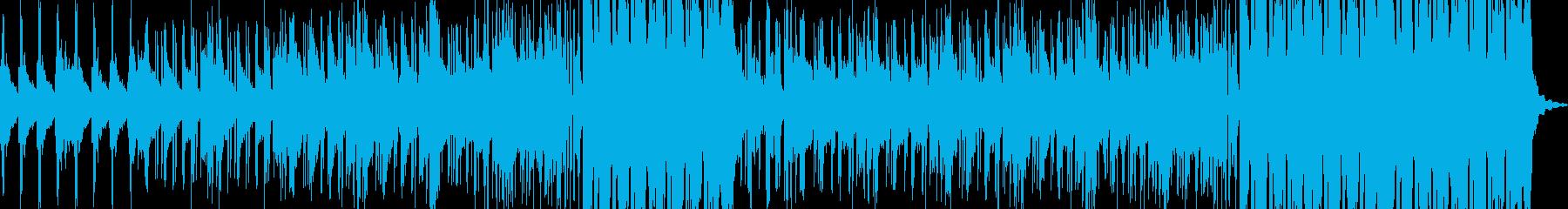 トラップ ヒップホップ R&B 怠...の再生済みの波形