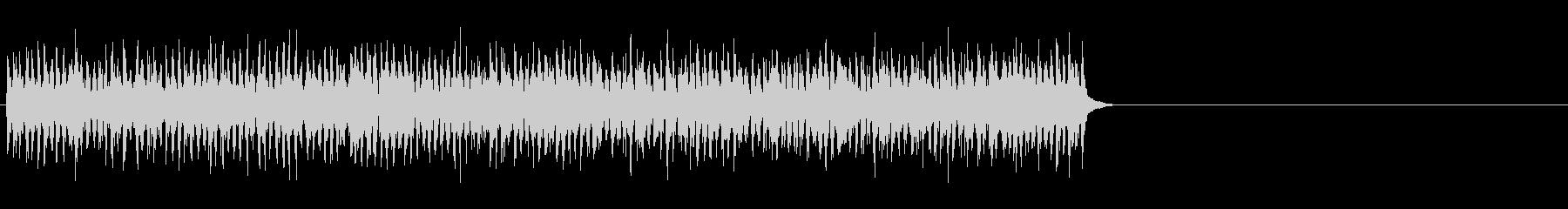 音楽、リベラトステム、@ 0:14...の未再生の波形