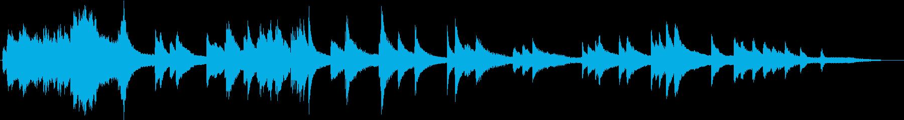 ピアノ クラスクルー の再生済みの波形