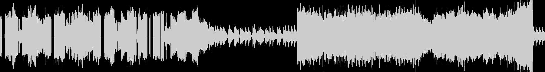 EDMで使われるカットアップされたシンセの未再生の波形