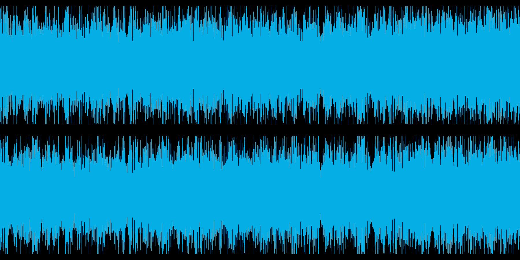 【ゲーム】雄大・大地・テクノ【ループ】の再生済みの波形