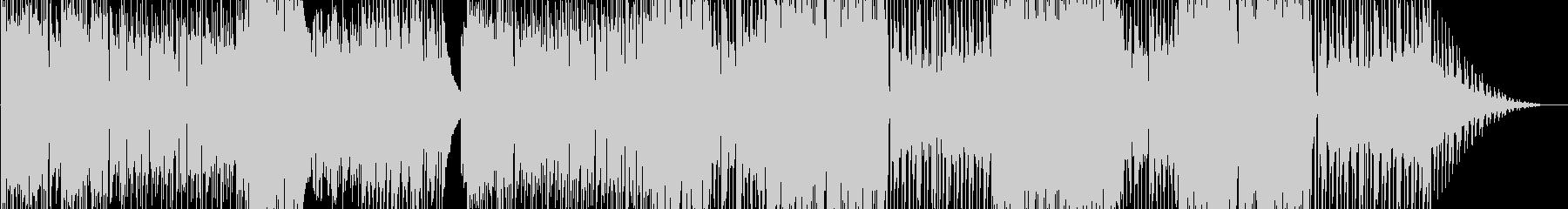 かごめかごめの未再生の波形