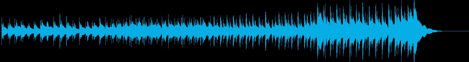 アコギ 生演奏 指弾き 優美の再生済みの波形