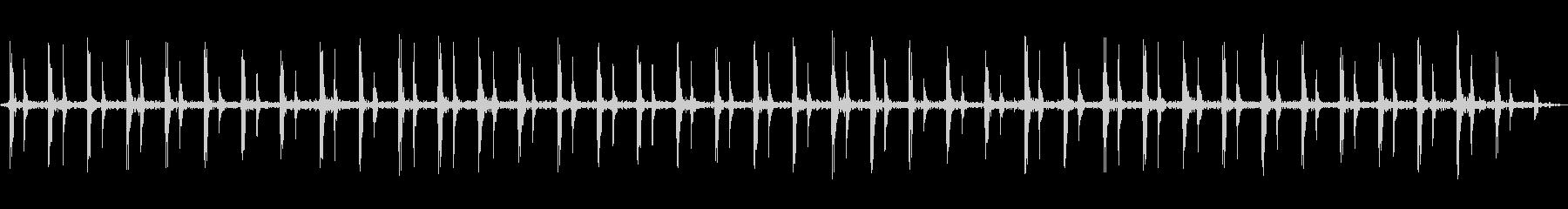 ハートビート、パルス、ファースト、...の未再生の波形