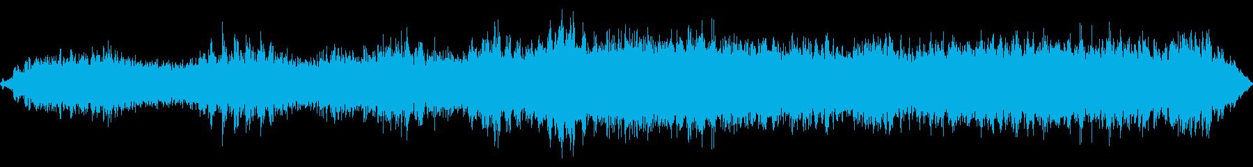 上昇/下降の深いスイープを伴う魔法...の再生済みの波形