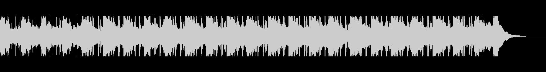 医学的背景(60秒)の未再生の波形