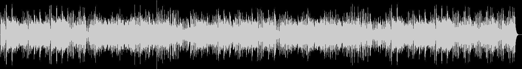 ワンパクに動くリズムが楽しいピアノBGMの未再生の波形