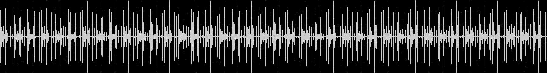 シンキングタイムに使えるパーカッションの未再生の波形
