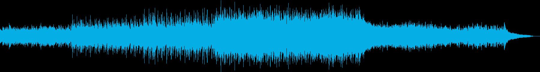CM・企業VP・感動ピアノオーケストラの再生済みの波形