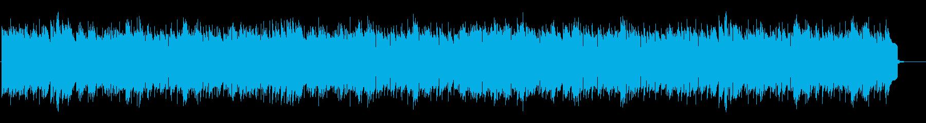 心に染み入るピアノサウンドのスロージャズの再生済みの波形