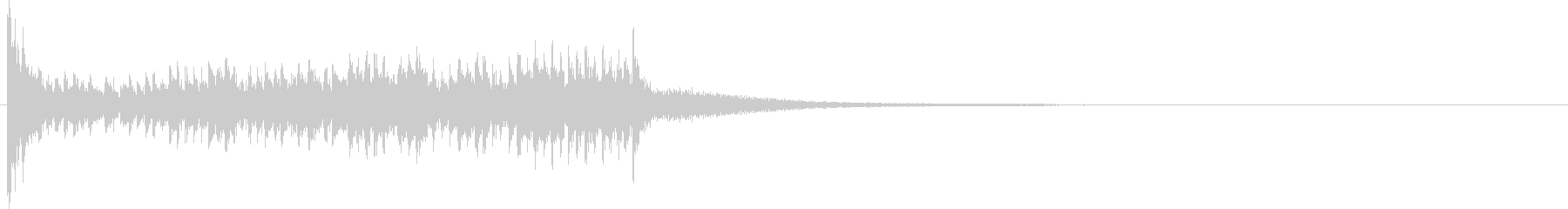 ティンパニ:アブロール、ティンパニ...の未再生の波形