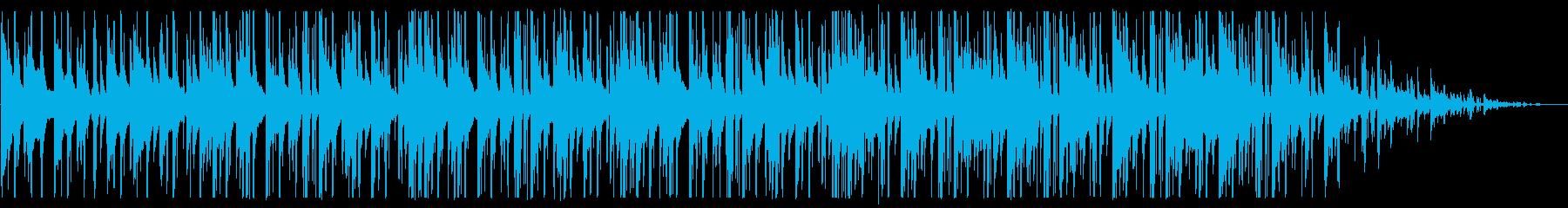 神秘的/ヒーリング_No477_3の再生済みの波形