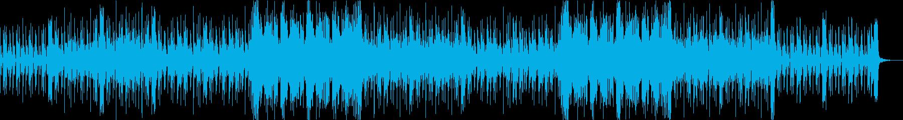 80年代ディスコフィーバーナイト!の再生済みの波形