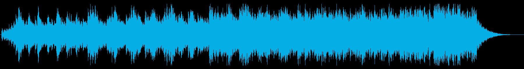 ★ややシリアスなEPICオーケストラ✡Eの再生済みの波形
