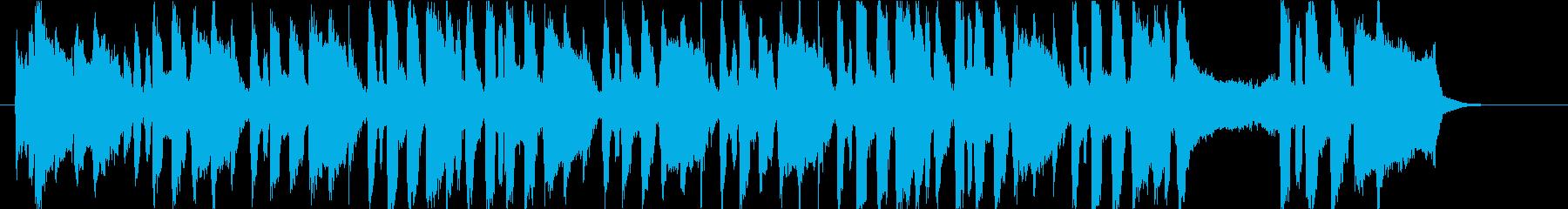 誕生日の歌(ワルツver) 【ユナ】の再生済みの波形