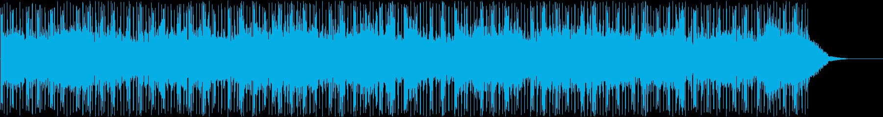 推理・サスペンス・クイズ・不気味・ホラーの再生済みの波形