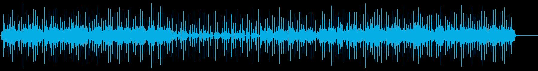 伝統的な童ryの童version ...の再生済みの波形