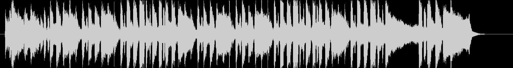 誕生日の歌(ワルツver) 【イツキ】の未再生の波形