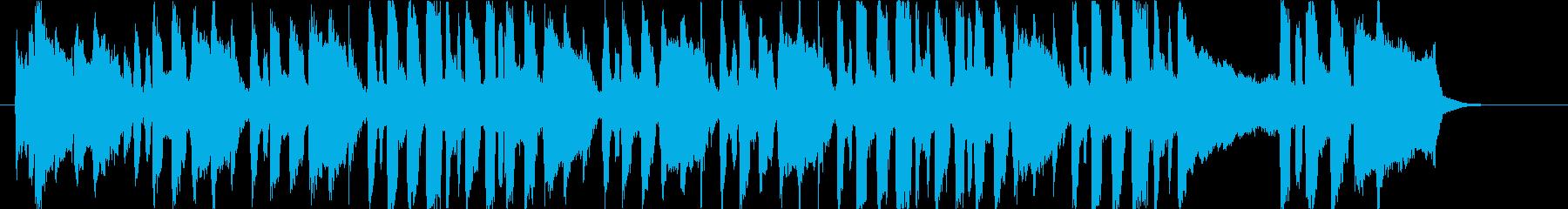 誕生日の歌(ワルツver) 【イツキ】の再生済みの波形