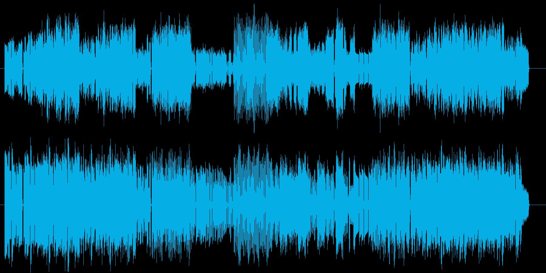 クラシック楽曲です。フルート、オーボエ…の再生済みの波形
