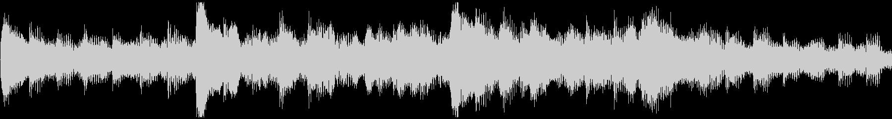 <Loop> 駆け出す ピアノの未再生の波形