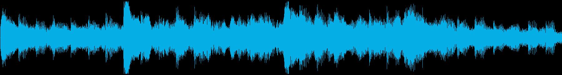 <Loop> 駆け出す ピアノの再生済みの波形