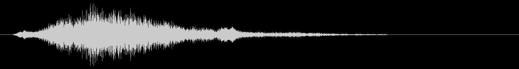 群集 デス・クライ05の未再生の波形