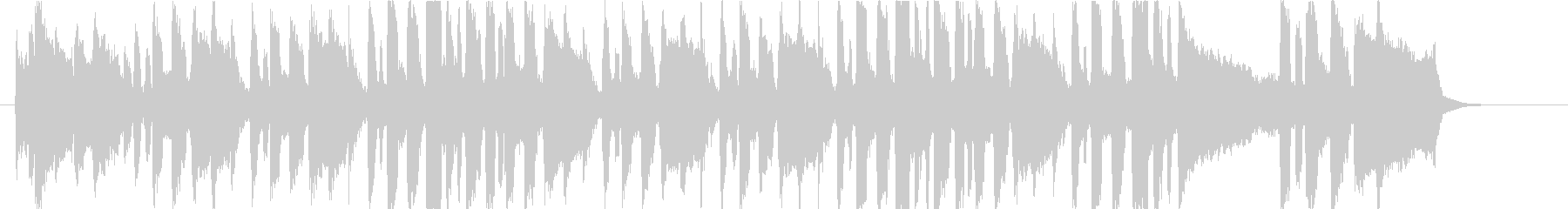 誕生日の歌(ワルツver) 【ハルト】の未再生の波形
