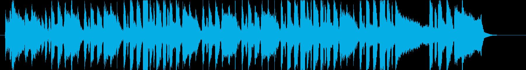 誕生日の歌(ワルツver) 【ハルト】の再生済みの波形
