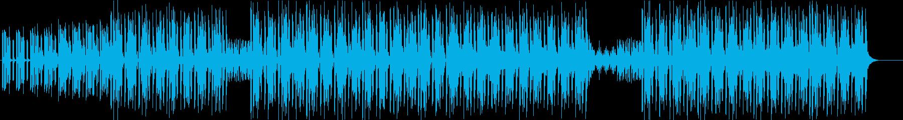 バブリーで軽薄な80年代ブラコン系歌謡の再生済みの波形
