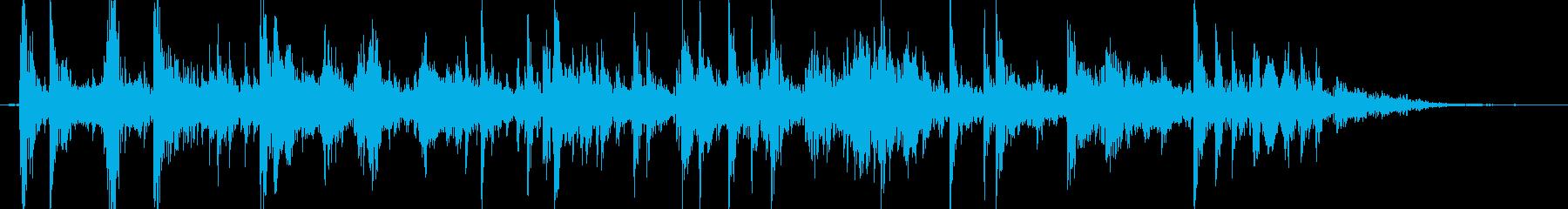 コイン_ケースに落ちる_獲得_05の再生済みの波形