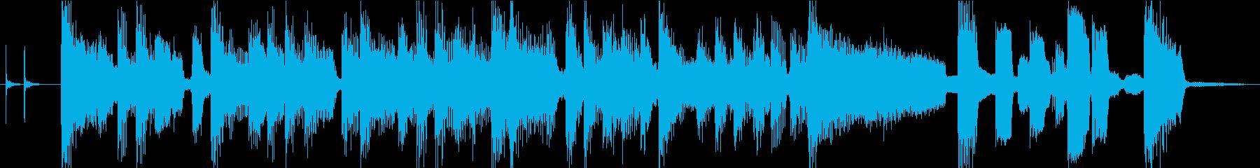 バサノバ 感情的 バラード エーテ...の再生済みの波形