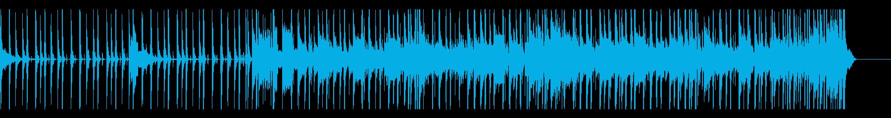 クールで大人なファンクミュージックの再生済みの波形
