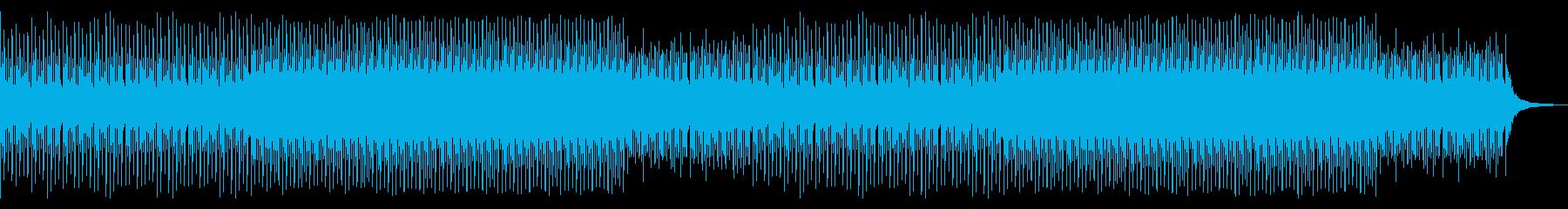 企業VPやCMに 前へ進む ピアノ 鉄琴の再生済みの波形
