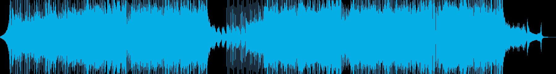 アオハル 前向きに走りだすポップス Dの再生済みの波形