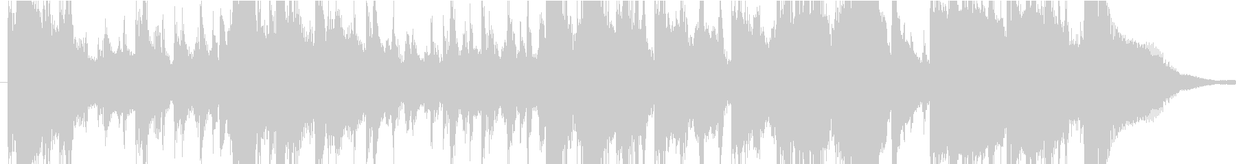 T.V.コンテンポラリー。西洋の、...の未再生の波形