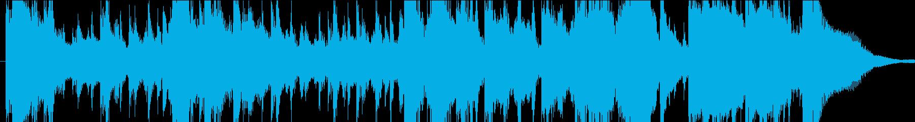 T.V.コンテンポラリー。西洋の、...の再生済みの波形