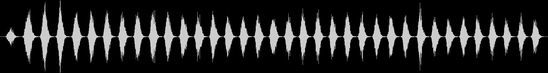 群集 チャンツキル02の未再生の波形
