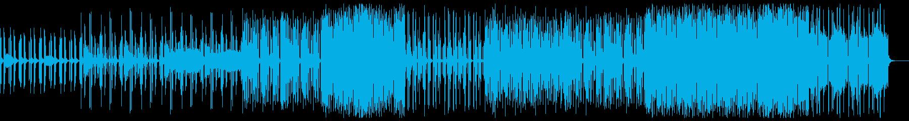 後悔/懺悔/自白/悲壮感/ヒップホップの再生済みの波形