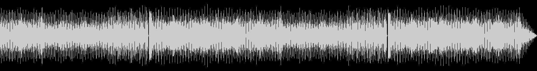 FM音源チップチューンの未再生の波形