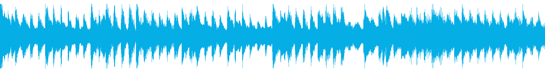 ループ可ほのぼのゆったりアコギとマリンバの再生済みの波形