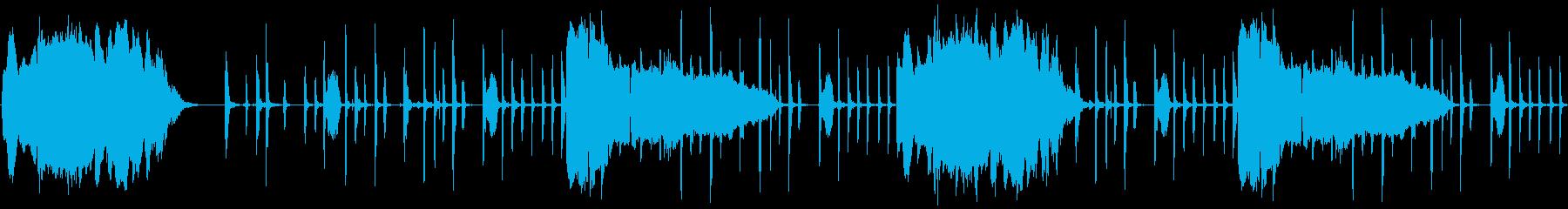 【女性バラード/ビートボックス】の再生済みの波形